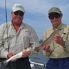 Redfish and Trout