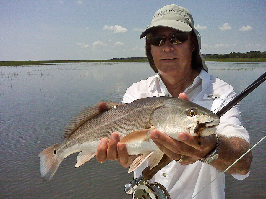 Shorethangcharters with capt mark phelps in shore for Fishing guide charleston sc